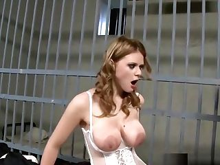 Nathasa Brill And Goldie Divine Girly-girl Jail Fuck-a-thon